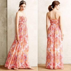 Anthropologie Vernalis Maxi Dress